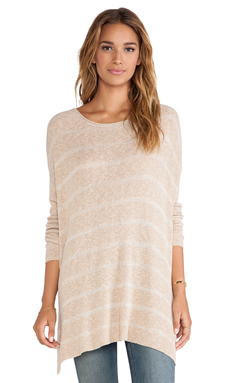 SHIPPING NEWS TUNIC SWEATER