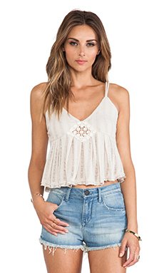 CHEMICAL LACE ROMANCE TOP
