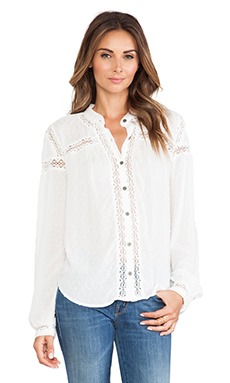 Free People Everyday Every Girl Top in Ivory