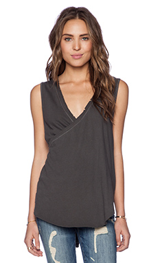 Free People Nocturnal Tank in Black