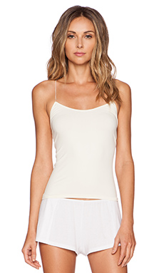 Free People Bella Coachella Cami in Ivory