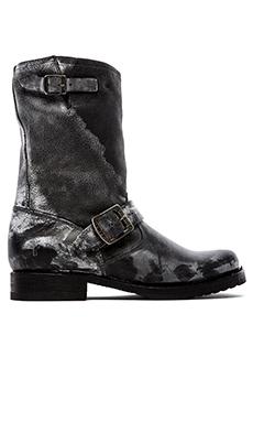 Frye Veronica Short Boot in Black