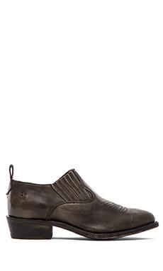 Frye Billy Shootie Boot in Black