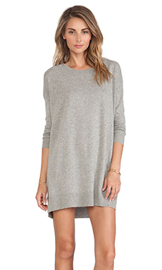 GAT RIMON Avy Sweater Dress in Cris Chine