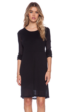 GAT RIMON Mauli Dress in Noir