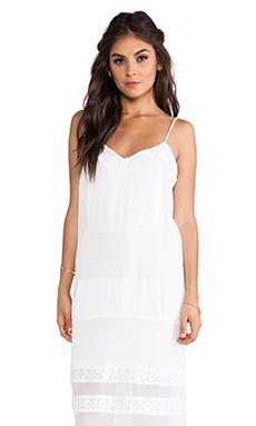 GAT RIMON Dasia Dress in Blanc