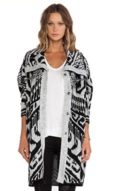 GAT RIMON Kong Sweater in Imprime Jacquard