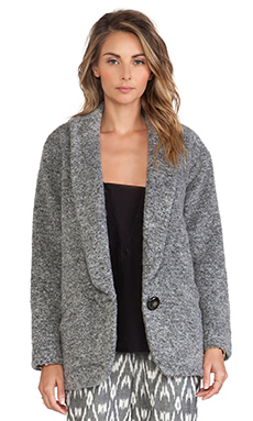 GAT RIMON Nola Jacket in Gris Chine