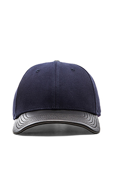 Gents Co. Luxe Champion Hat in Navy Black