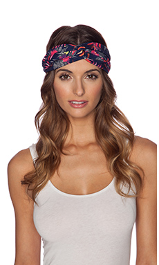 Genie by Eugenia Kim Penny Headwrap in Tropical Print