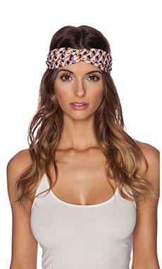 Genie by Eugenia Kim Penny Headwrap in Geo Print