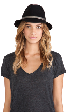 Genie by Eugenia Kim Jordan Hat in Black
