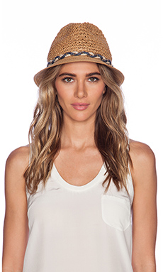 Genie by Eugenia Kim Edie Hat in Tan