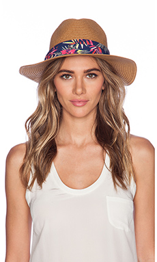 Genie by Eugenia Kim Billie Hat in Tan