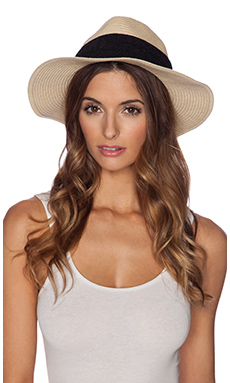 Genie by Eugenia Kim Billie Hat in Natural