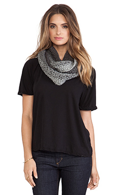 Genie by Eugenia Kim Dakota Scarf in Gray & Charcoal