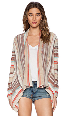 Goddis Chantal Cardigan in Copper Glow