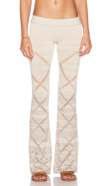 Goddis Alley Pant in Honey Kissed