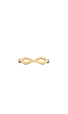 gorjana Marni Midi Ring in Gold