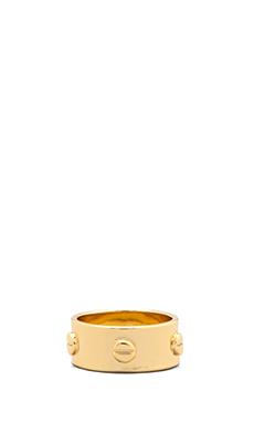 Gorjana Chaplin Ring in Gold
