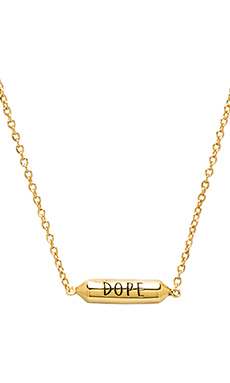 gorjana x REVOLVE Mood Swing Necklace in Gold