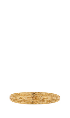 gorjana Mara Cuff in Gold