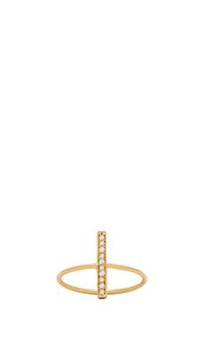 gorjana Mave Shimmer Ring in Gold