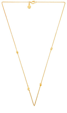 gorjana Nesa Necklace in Gold
