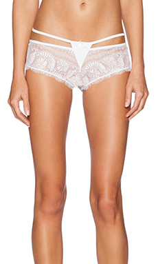 Gooseberry Intimates Innocence Shorty in White