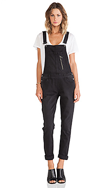 GREYWIRE Dallas Overall in Coal