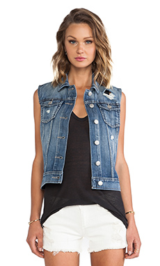 GREYWIRE Lilly Vest in Soho