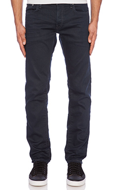 G-Star 3301 Low Tapered Mercury Denim in 3D Aged