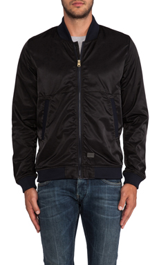G-Star Tamson Bomber in Black