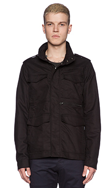 G-Star Field Jacket in Black