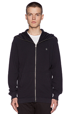 G-Star Neoth Hoodie in Mazarine Blue