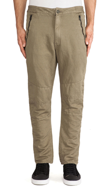 G-Star Burmans 3D Loose Tapered Pant in Lever