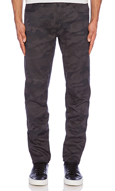 G-Star A Crotch Tapered Pant in MDF