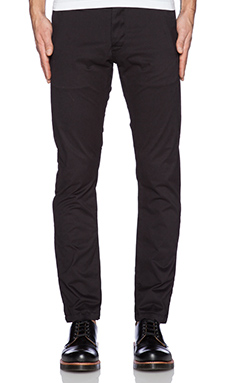 G-Star Bronson Slim Chino in Black