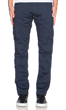 G-Star Rovic Slim Cargo in Indigo