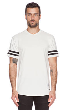 G-Star Vindal Tee in Light Chalk