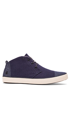 G-Star Stun Scupper II Dnm Sneaker in Denim Blue