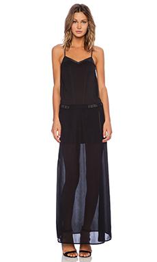 G-Star Postuer Long Dress in Black