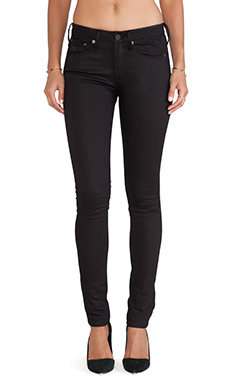 G-Star 3301 Contour Skinny in Comfort Black Edington