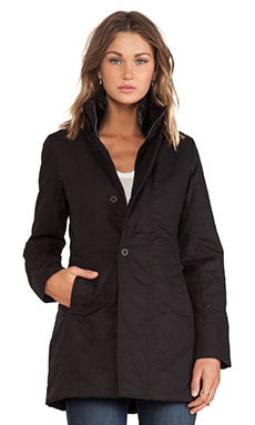 G-Star Minor Relax Trench in Black