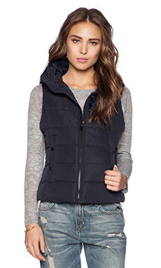 G-Star Whistler Vest in Navy