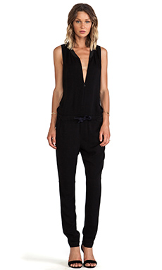 G-Star Upmarsh Jumpsuit in Black