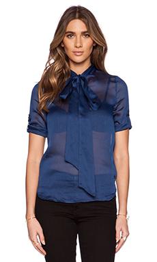 G-Star Correct Steven Shirt in Sapphire Blue