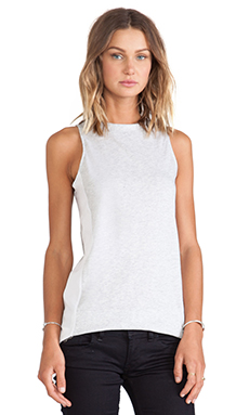 G-Star Danbur Mix Tanktop in Soft Gray Heather