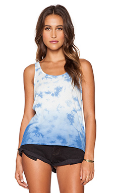 G-Star Lyker RT Tank in Laundry Blue