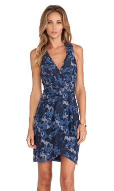 Greylin Maggie Dress in Ocean